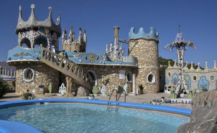 El 'Capricho' extremeño que recuerda a Gaudí