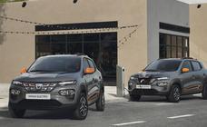 Fotogalería: Spring, el primer eléctrico de Dacia