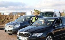 Guardia Civil y Policía Local ya controlan las carreteras de acceso a Almendralejo