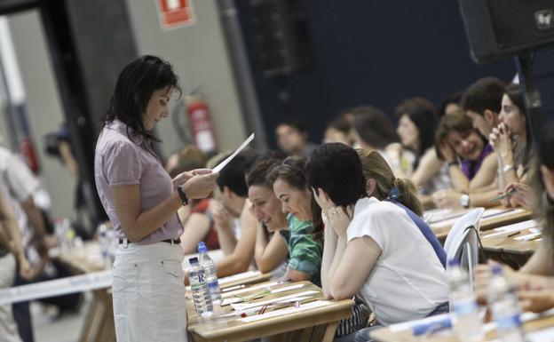 La Junta ofrece 386 plazas de empleo público para la Administración General