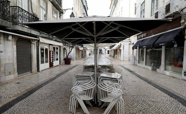 Portugal notifica 465 casos de covid y 21 fallecidos en la última jornada |  Hoy