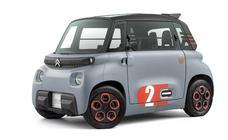 Fotogalería: así es el Citroën Ami eléctrico