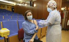 Algunas áreas de salud, a punto de comenzar a vacunar a los treintañeros