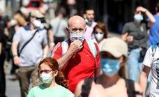 La incidencia del virus en la región se dispara casi 500 puntos en 30 días