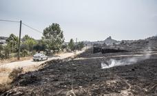 Alburquerque y otros 15 municipios recibirán ayudas del Gobierno por los incendios