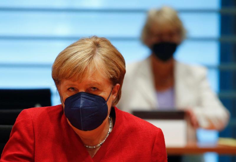 German Chancellor Angela Merkel / Reuters