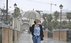 Alerta amarilla por lluvias y tormentas en la región este miércoles