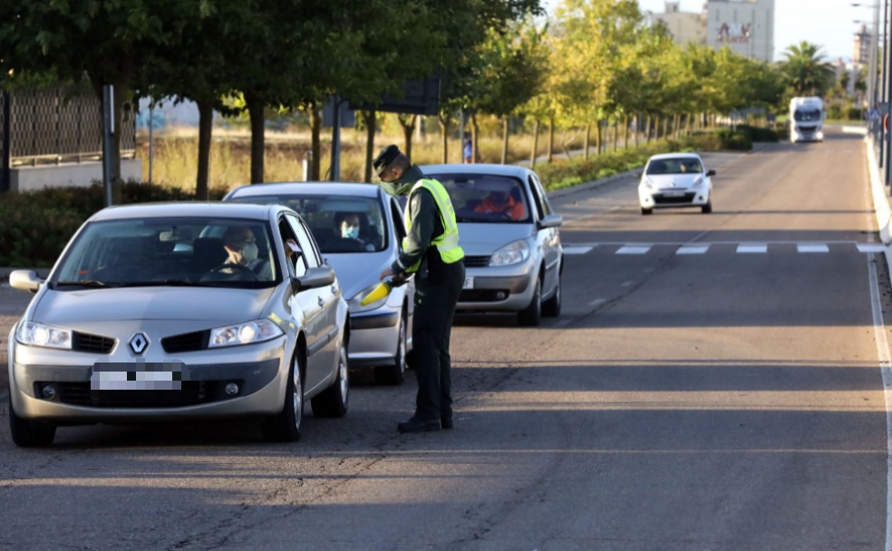 Acaba el cierre perimetral de Jaraíz de la Vera y otros cinco municipios cacereños