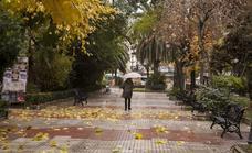 Un otoño más caluroso y seco de lo normal