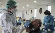 Bajan los hospitalizados en una jornada con 38 casos nuevos y un muerto