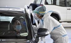 Extremadura suma 12 casos positivos en las últimas 24 horas en un fin de semana sin víctimas mortales