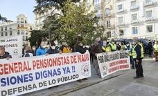 Cuatro de cada diez pensionistas cobran la prestación mínima