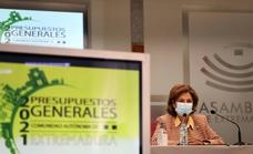 Los Presupuestos de Extremadura para 2022 crecen un 9% y llegan a 7.000 millones de euros