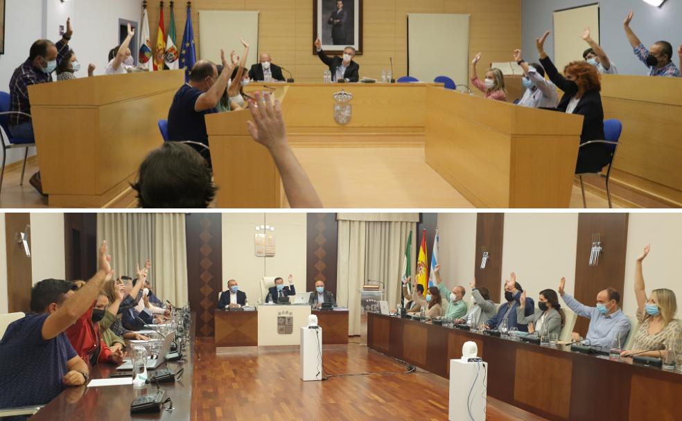 Don Benito y Villanueva de la Serena inician el camino de la unión aprobando el referéndum
