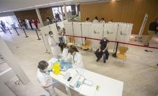 El SES rescata a 500 rezagados a la semana para vacunarse de la covid