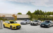 Fotogalería: gama Audi TFSIe híbrida enchufable