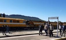 Adif mantiene la electrificación de la línea de tren de Mérida a Ciudad Real
