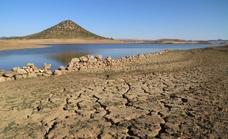 Los regantes de la cuenca del Guadiana no tienen agua para una campaña normal en 2022