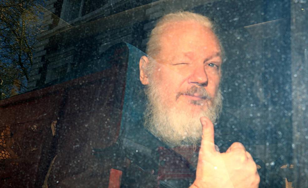 Julian Assange, en una imagen de archivo.