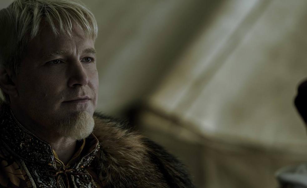Ben Affleck encarna al conde Pierre d'Alençon en 'El último duelo'.