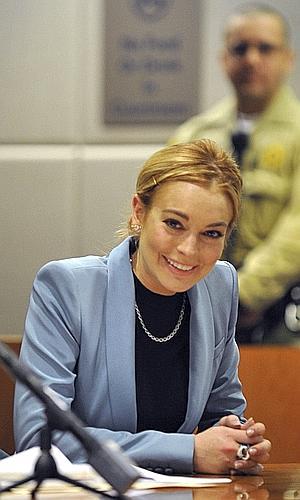 Vida y desventuras de Lindsay Lohan