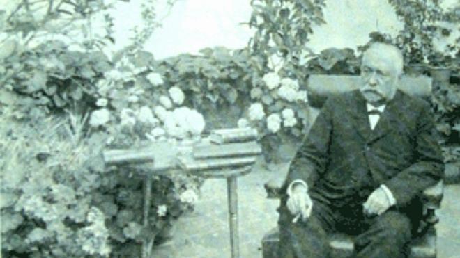 El pionero de la telefonía española