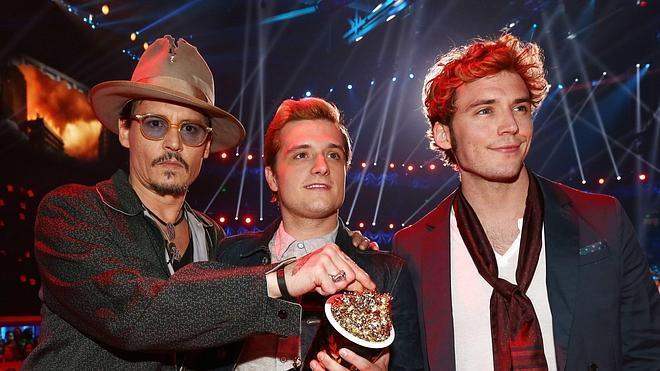 Zac Efron se destapa en los premios de cine de MTV