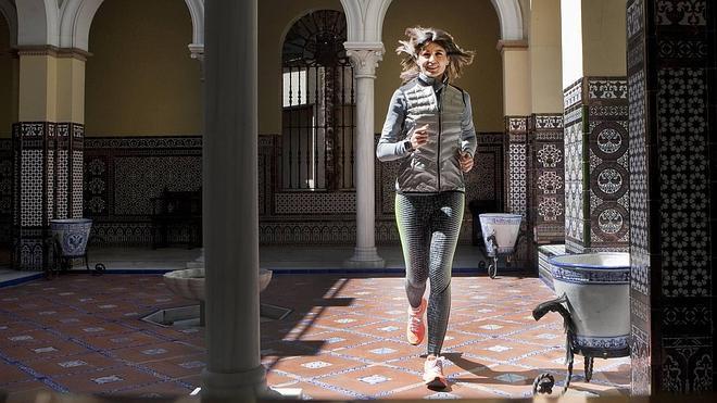 «Correr transforma tu vida y te da una sensación de poder maravillosa»