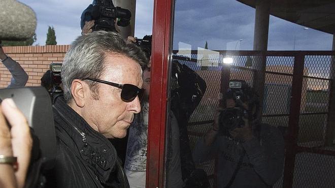 Ortega Cano pasa su primera noche en prisión