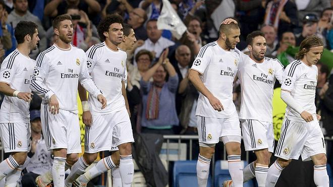El Real Madrid, más consistente con su 'cara B'