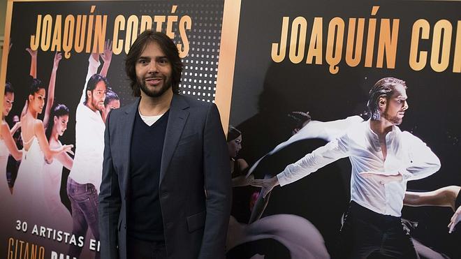 Joaquín Cortés: «He llevado el flamenco a lugares donde no había estado antes»