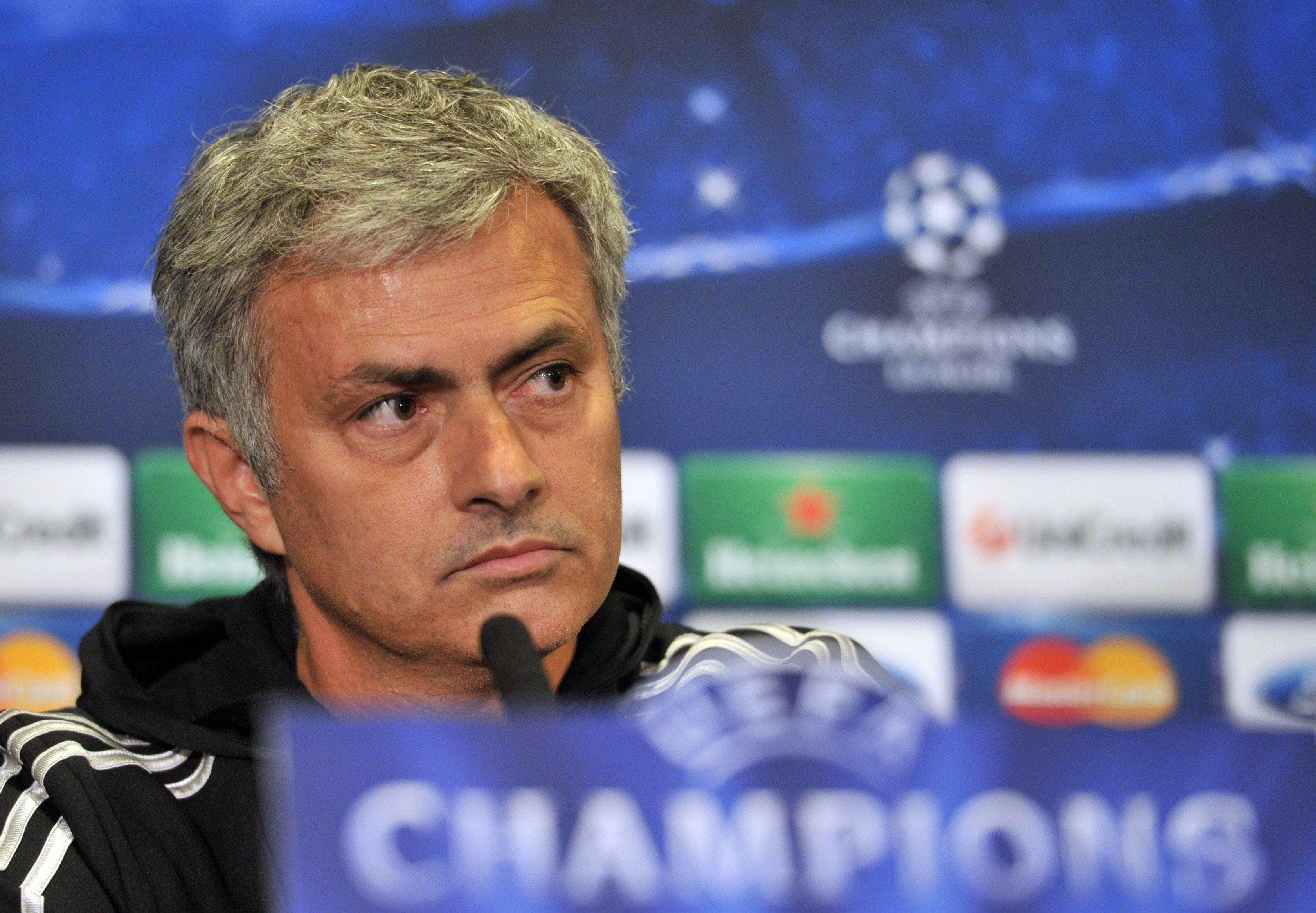 Mourinho: «Jugamos en casa, y ese es un detalle muy importante»