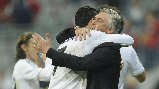 Ancelotti se ha ganado a todos