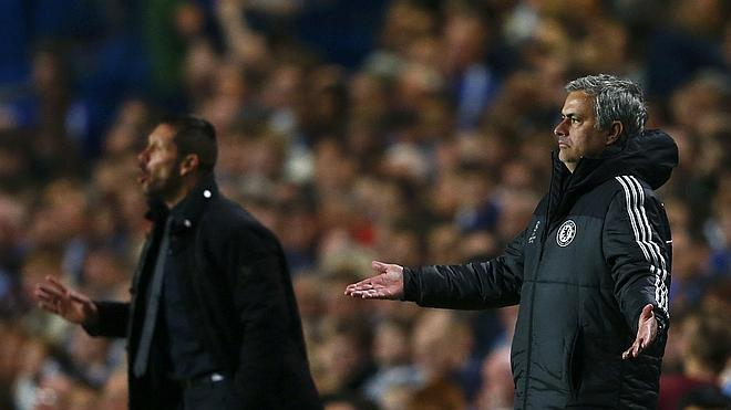 Mourinho: «Courtois ha sido decisivo»