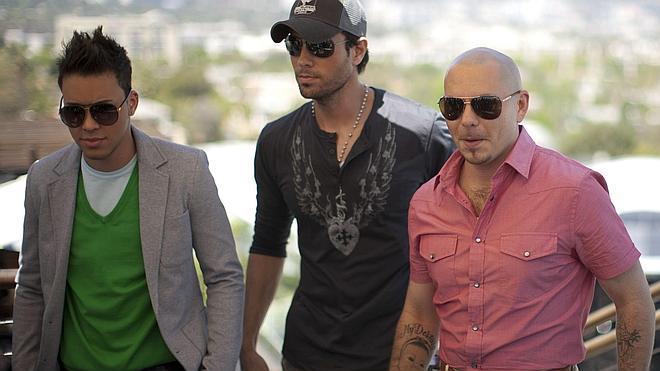 Enrique Iglesias y Pitbull, de gira