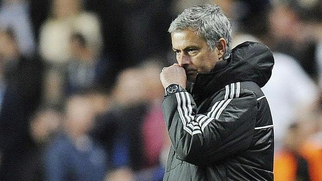 Mourinho no completa el sueño de Roman Abramovich