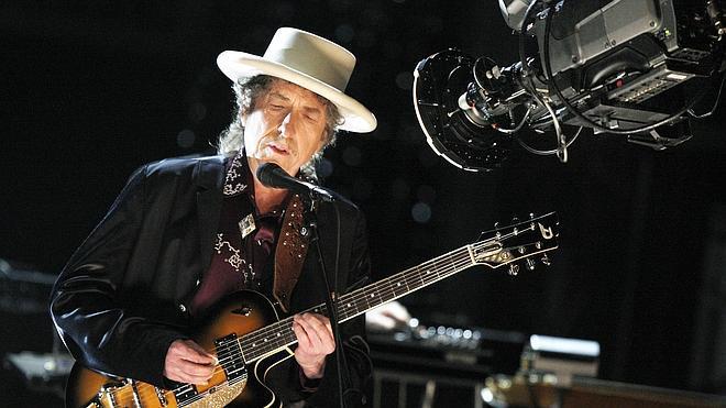 Sale a subasta el manuscrito de 'Like a Rolling Stone' de Bob Dylan