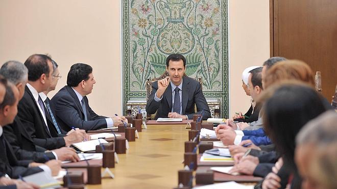 Dos candidatos disputarán las presidenciales a El-Asad