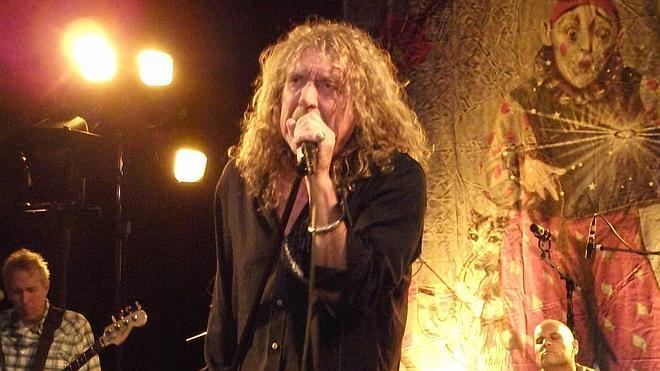 Robert Plant cancela su gira en España