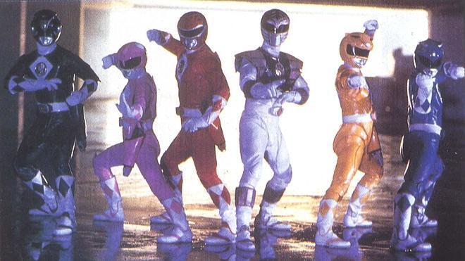 Los 'Power Rangers' regresan a la gran pantalla