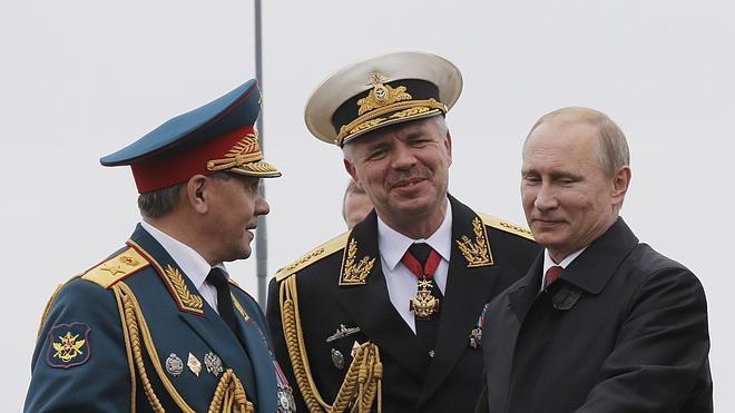 Putin pide respeto al restablecimiento de la «justicia histórica» en Crimea
