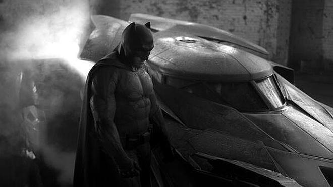 Primera imagen de Ben Affleck como Batman