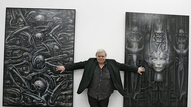 Fallece a los 74 años HR Giger, el creador de 'Alien'