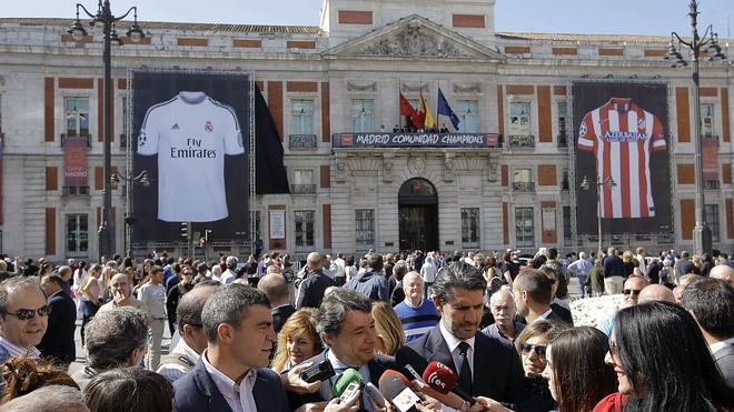 Real Madrid y Atlético planifican sus posibles celebraciones