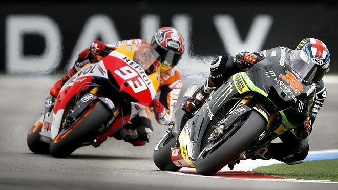 Márquez vuelve loco el reloj de Le Mans