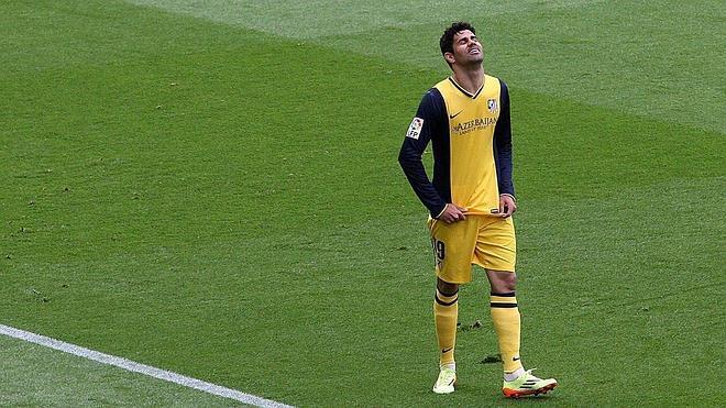 Diego Costa se queda sin final de la Champions League