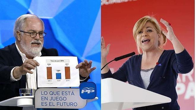 PP y PSOE pasan el debate de televisión a mañana tras un intenso tira y afloja