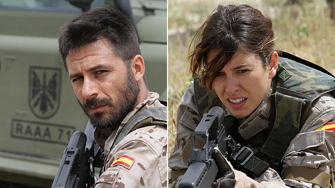 Hugo Silva y Blanca Suárez, nueva pareja televisiva