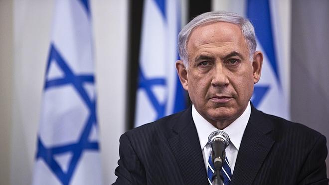 Netanyahu acusa a Hamás del secuestro de los tres jóvenes judíos