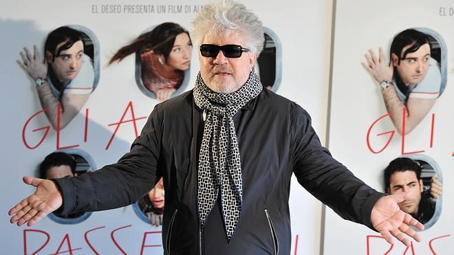 Pedro Almodóvar gana el premio Lumière 2014